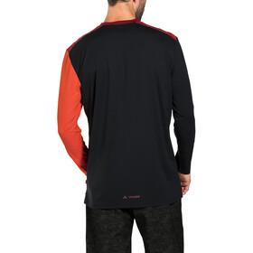 VAUDE Moab IV LS Shirt Men salsa